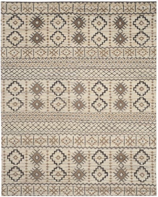 Cody 317 9' X 12' Brown Wool Rug