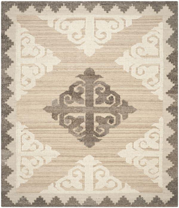 Gypsy 312 8' X 10' Brown Wool Rug
