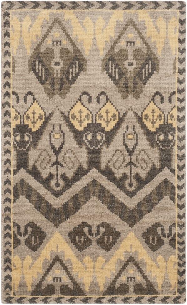 Gypsy 656 3' X 5' Gold Wool Rug