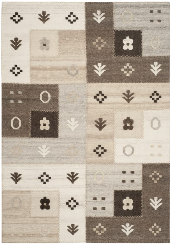 Gypsy 832 6' X 9' Natural Wool Rug