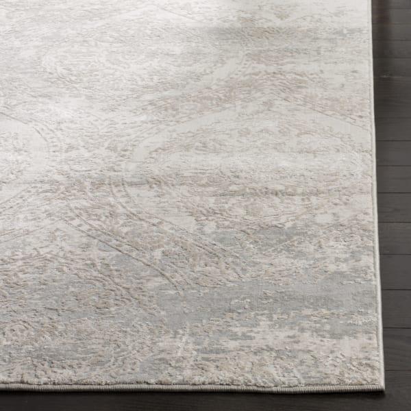 Haden 715 8' X 10' Gray Polyester Rug