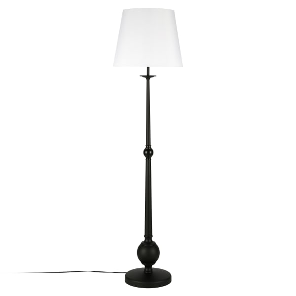 Valder Floor Lamp in Blackened Bronze