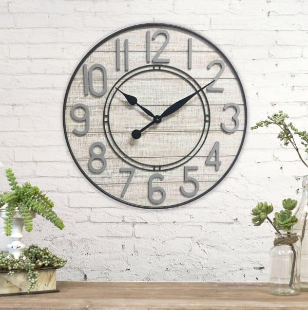 Delia Wall Clock