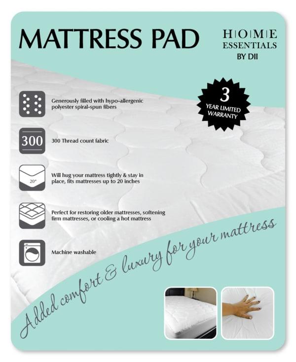 Mattress Pad Twin