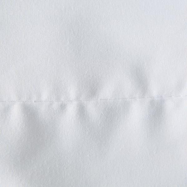 J&M White Microfiber Sheet Set Full