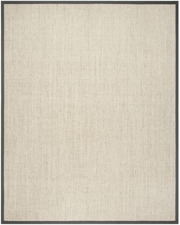 Danford 441 2' X 3' Gray Jute Rug