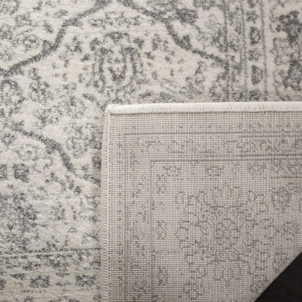 Ivory Polypropylene Rug 2.5' x 9'