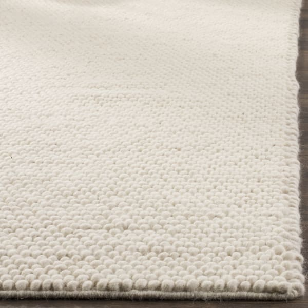 Chipley 620 5' X 8' Ivory Wool Rug