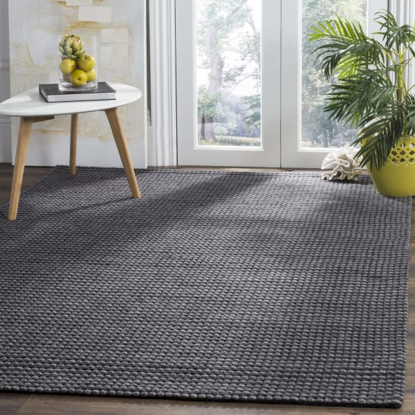 Chipley 801 3' X 5' Gray Wool Rug