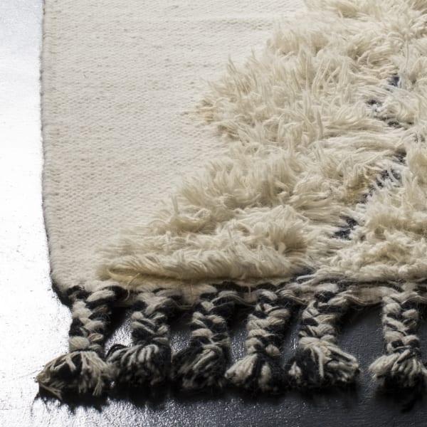 Gypsy 905 9' X 12' Ivory Wool Rug