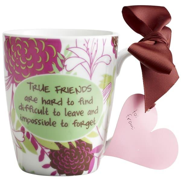 True Friends Boxed Mug