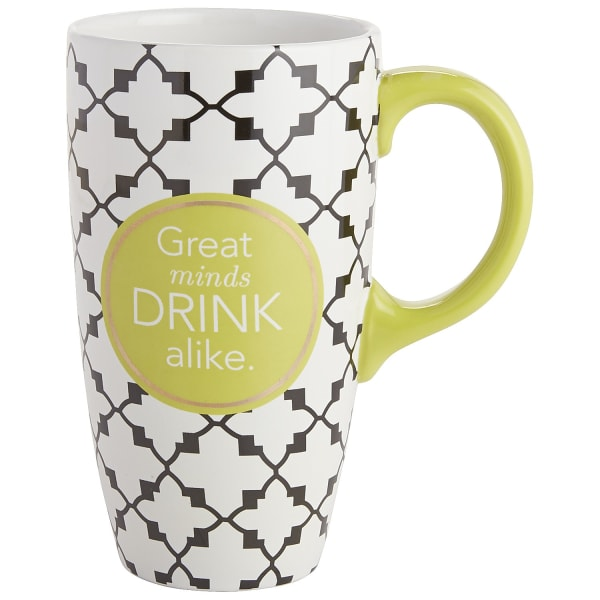 Great Minds Drink Alike Mug