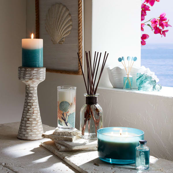 Pier 1 Sea Air™ Filled 3-Wick Candle 14oz
