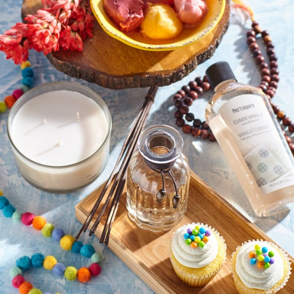Reed Diffuser Refill Oil Cuban Vanilla 16oz