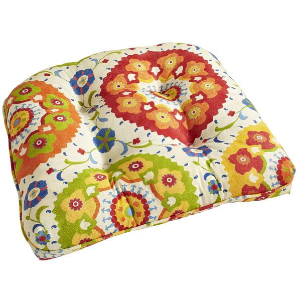 Standard Seat Cushion in Kaeden Bright
