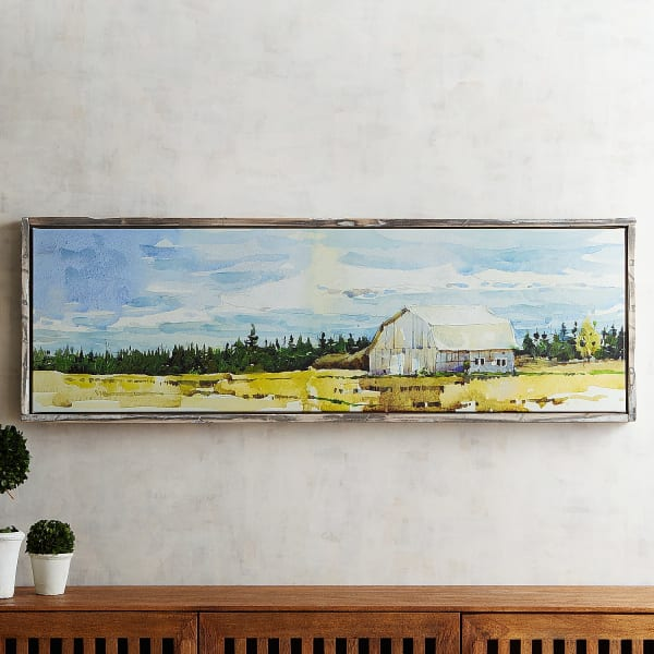 Farm Framed Wall Art