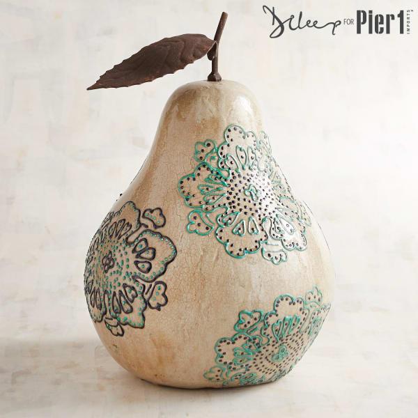 Terracotta Pear