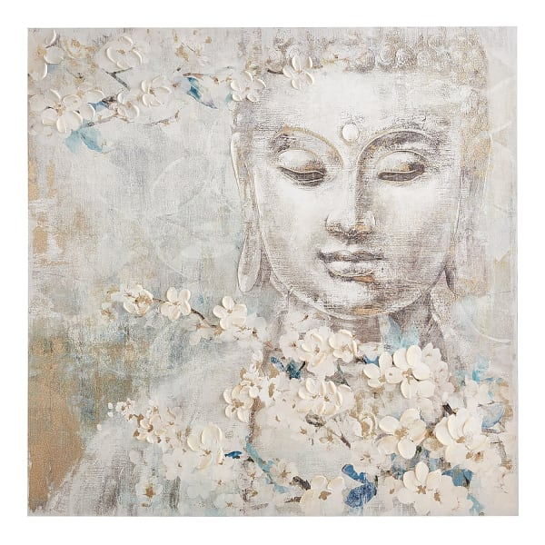 Neutral Buddha Wall Art