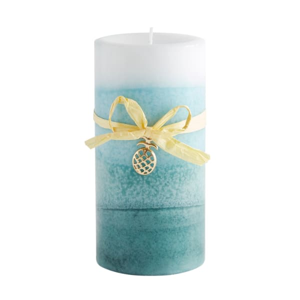 Bali Sands 3X6 Layered Pillar Candle