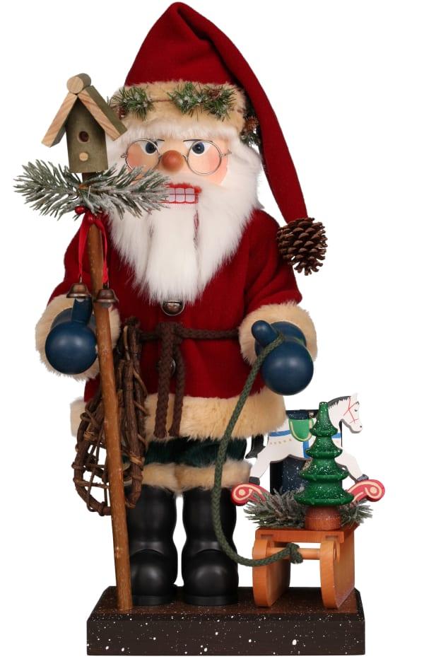 Christian Ulbricht Nutcracker  Santa With Sled