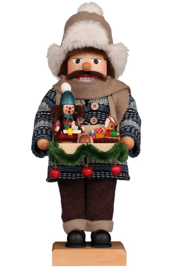 Christian Ulbricht Nutcracker - Toy Peddler