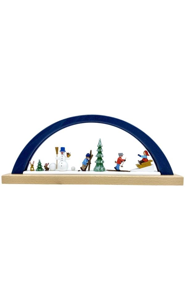 Richard Glaesser Arch - Winter Children