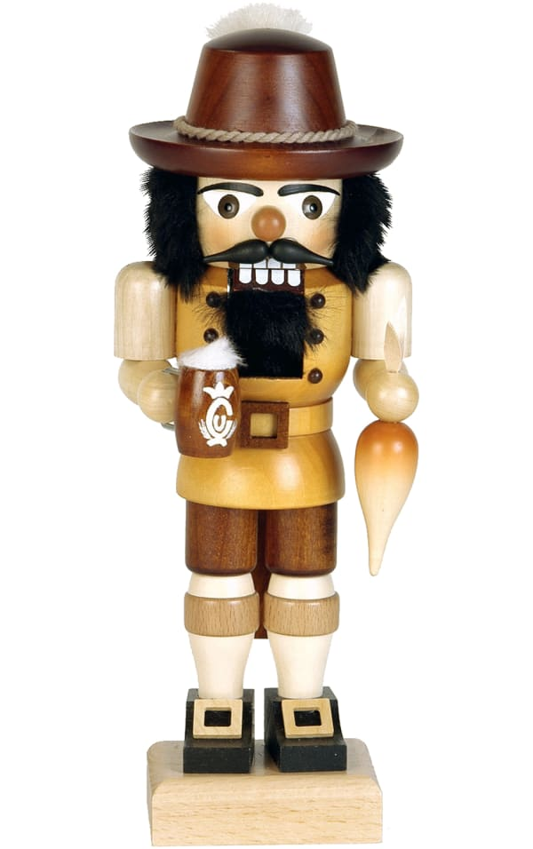 Christian Ulbricht Nutcracker - Bavarian (Natural)