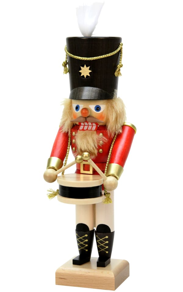 Christian Ulbricht Nutcracker - Red Drummer