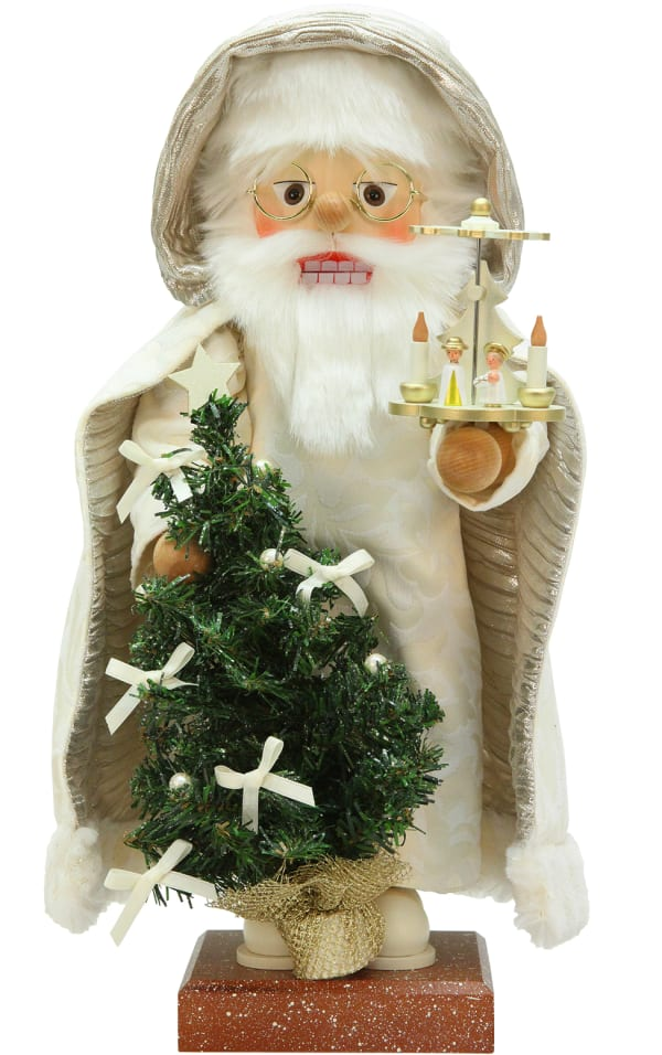 Christian Ulbricht Nutcracker - Santa with Pyramid