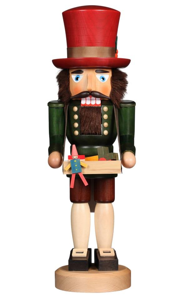 Christian Ulbricht Nutcracker - Toy Trader