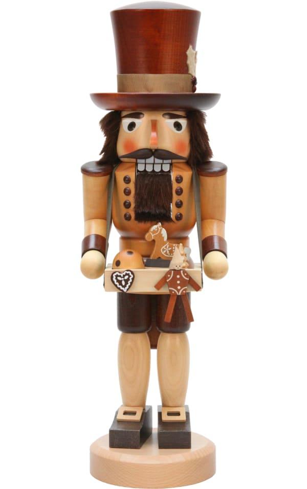 Christian Ulbricht Nutcracker - Toy Trader (Natural)