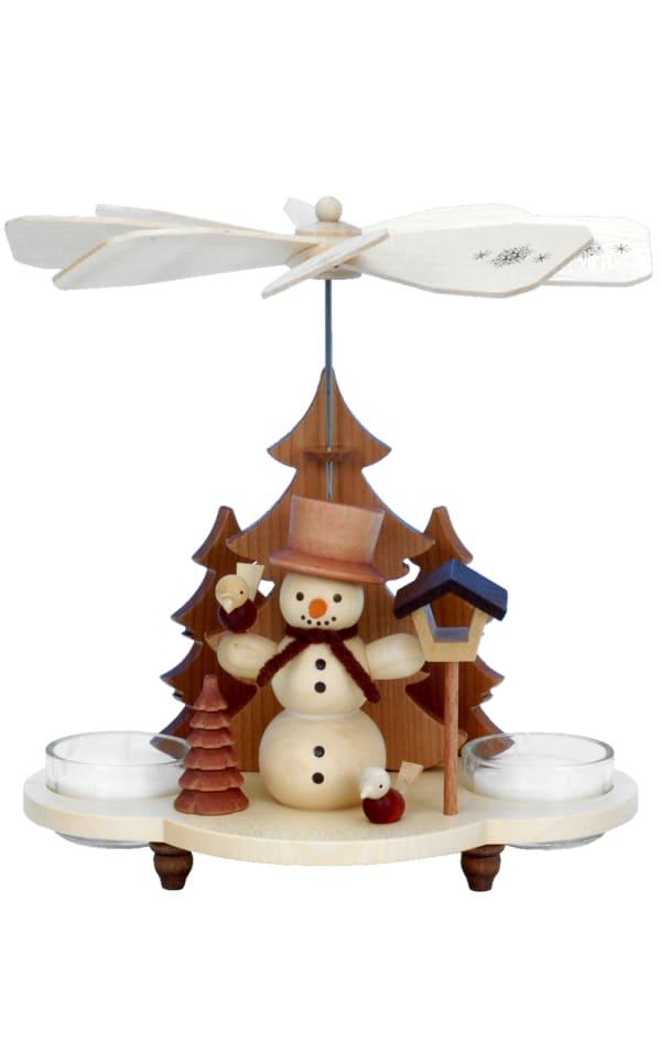Christian Ulbricht Pyramid - Snowman