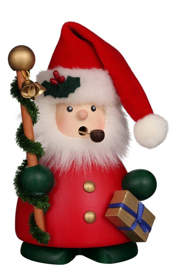 Christian Ulbricht Incense Burner - Santa Claus
