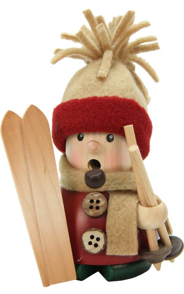 Christian Ulbricht Incense Burner - Skier