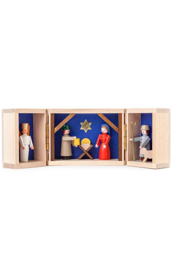 Box - Nativity Scene Box