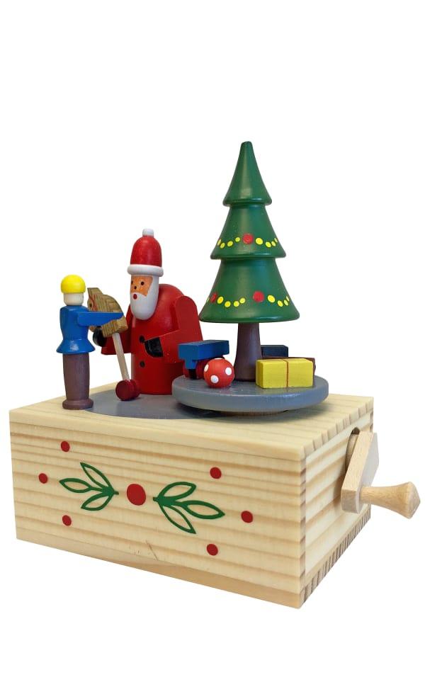 Music Box - Santa