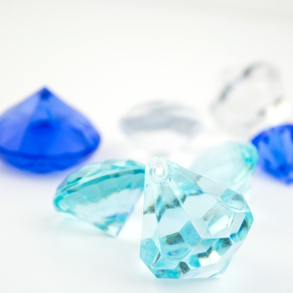 Home Decor Gems Blues