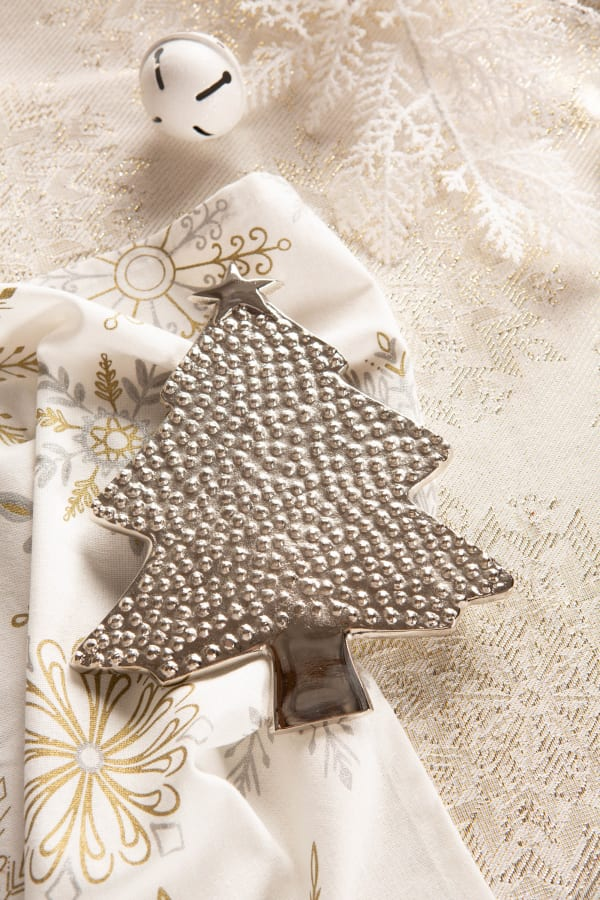 Christmas Tree Trivet (Set of 2)