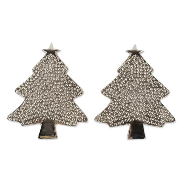 Christmas Tree Trivet (Set of 2)