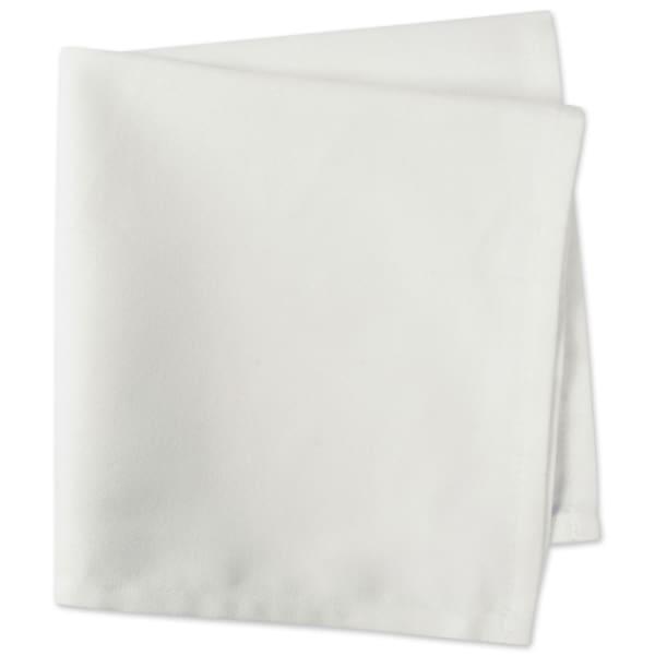 White Polyester Napkin (Set of 6)