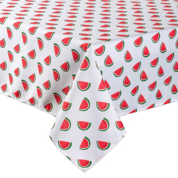 Watermelon Print Outdoor Tablecloth 60x120