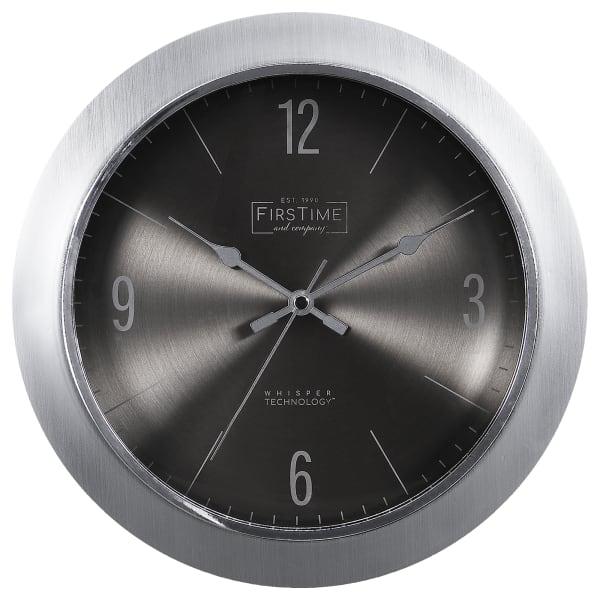 Steel Core Wall Clock