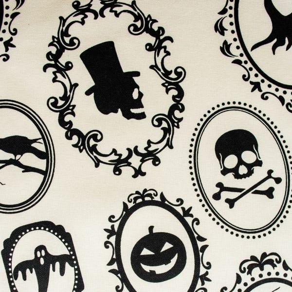 Halloween Portrait Tablecloth 60x120