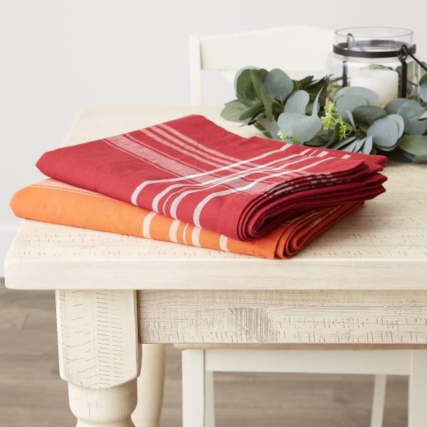 Redwood Harvest Market Tablecloth 60X84