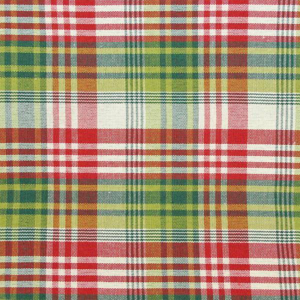 Tablecloth Holly Jolly Plaid 52x90