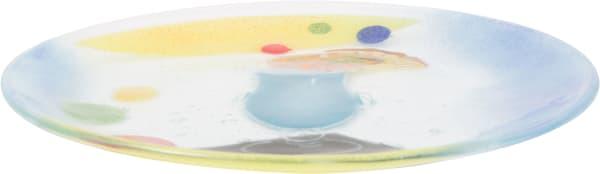 Cocktails - Hurricane Round Plate