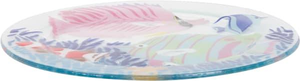 Marine Life - Round Plate