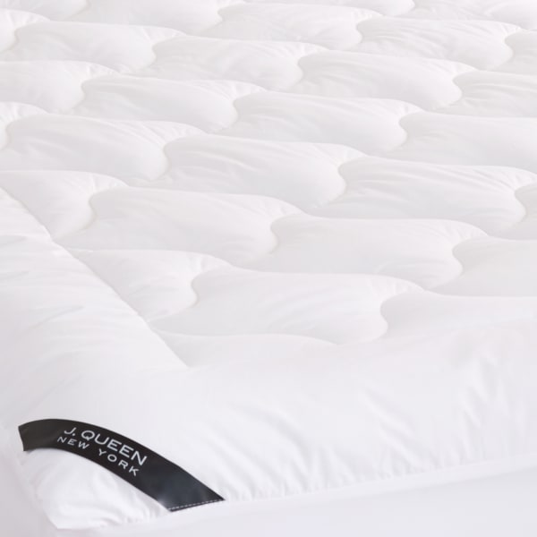 White Full Mattress Pad