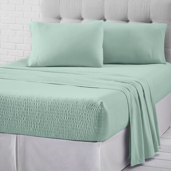 Sage Queen 4Pc. Sheet Set