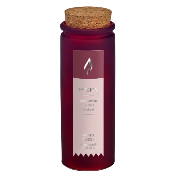 Passion Scent Tincture Bottle Candle